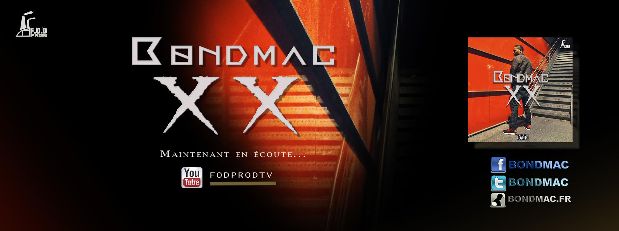 Bondmac – XX Banniere